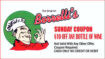 Sunday Coupon Offer